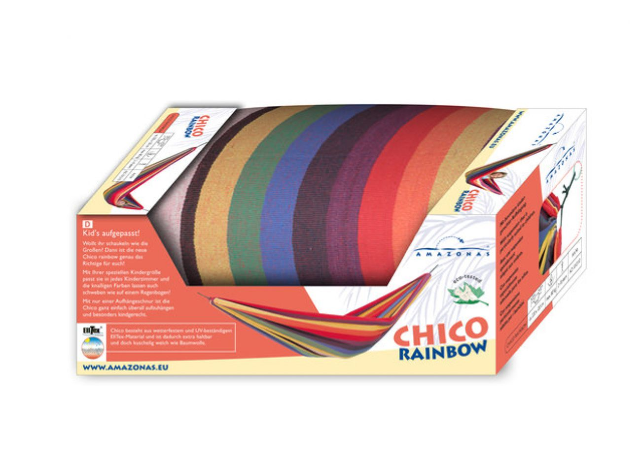 Hamac Enfant Chico Rainbow