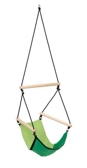 Hamac Suspendu Enfant Swinger Green