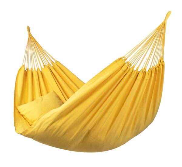 Hamac 1 Personne Plain Yellow