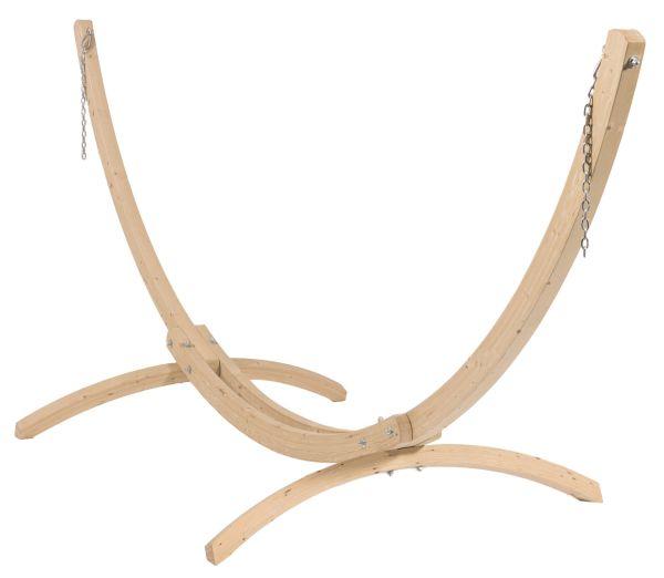 Support de Hamac 1 Personne Wood