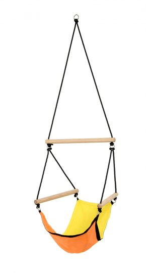 Hamac Suspendu Enfant Swinger Yellow