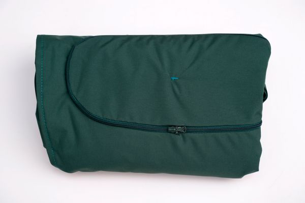 Taie d'oreiller Globo Royal Green Weatherproof