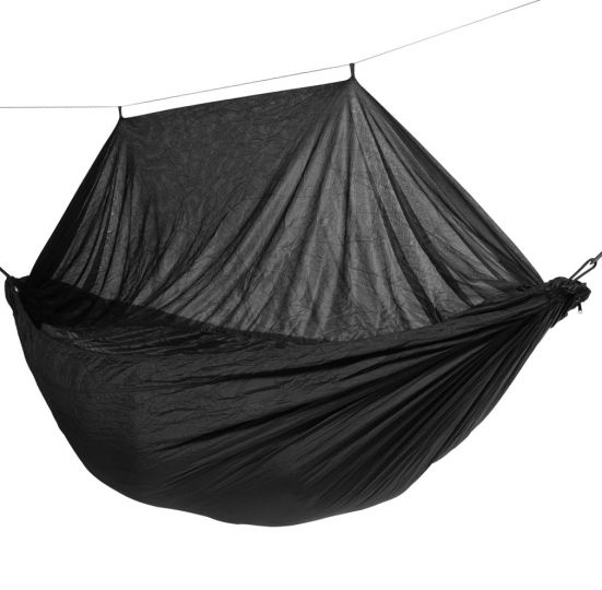Hamac de voyage 1 personne Mosquito Black