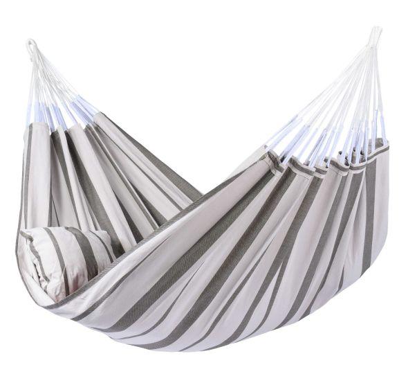 Hamac Famille Stripes Silver