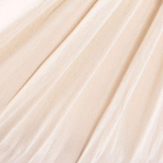 Petite couverture Classic White