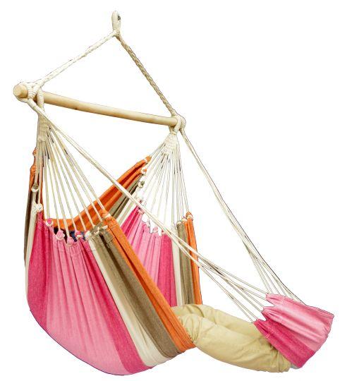 Hamac Suspendu 1 Personne Tropical Lychee Lounge