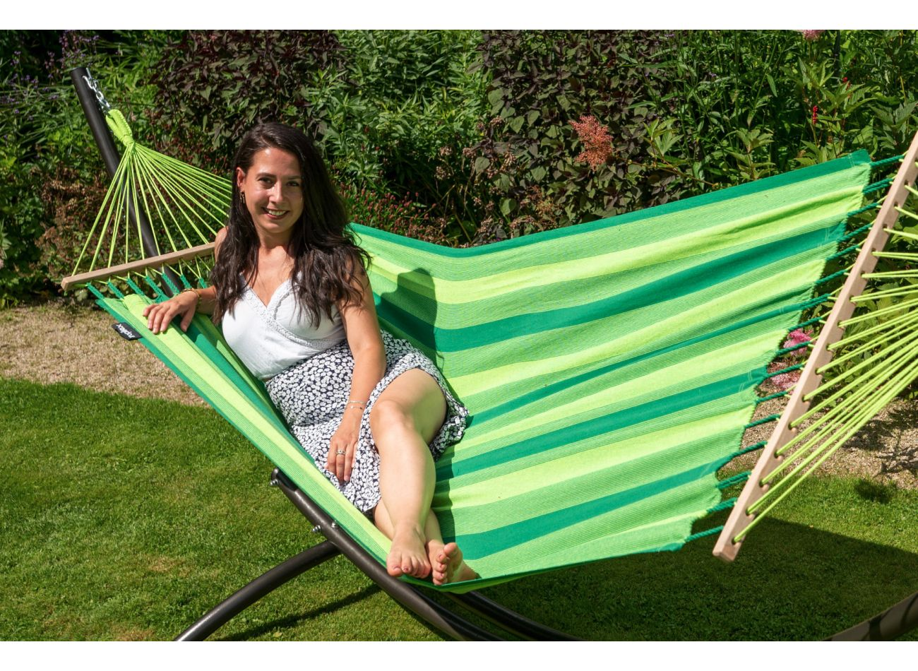 Hamac 1 Personne Relax Green