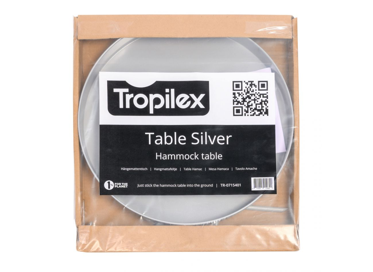 Table d'appoint Silver